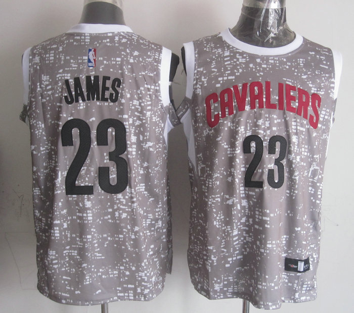 NBA Chicago Bulls 23 Jordan Grey National Flag Star Jersey