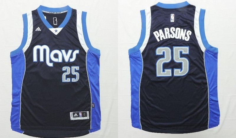 NBA Dallas Mavericks 25 Chandler Parsons Blue 2015 Jerseys.