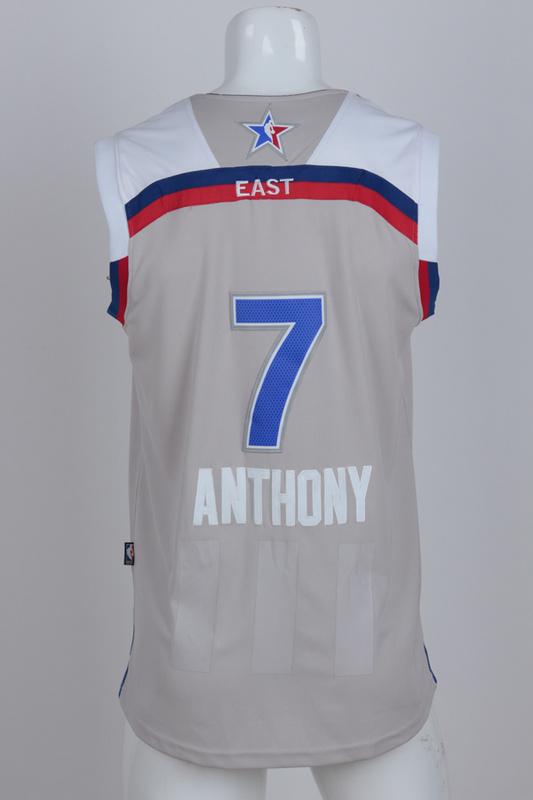9a3f94e8d4b NBA 55 Mutombo 1995 all star game white Jerseys