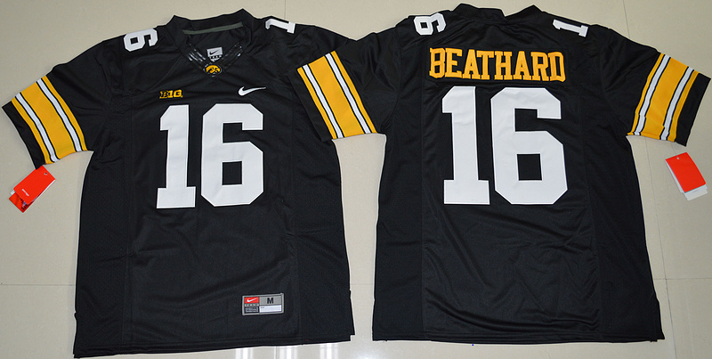 quality design d88b7 64d7a iowa hawkeyes red mens customized college football jersey