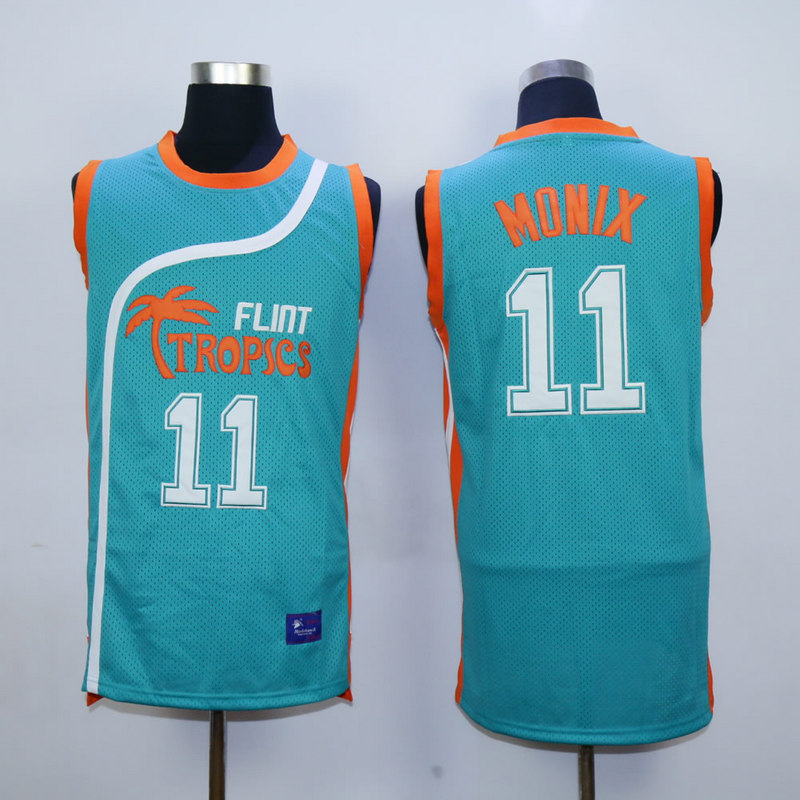 Flint Tropics Semi Pro Movie 11 ED Monix Green