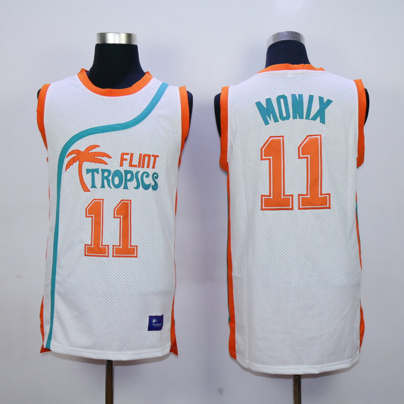 Flint Tropics Semi Pro Movie 11 ED Monix White