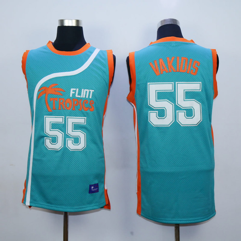 Flint Tropics Semi Pro Movie 55 VAKIDIS Green