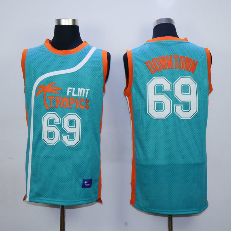 Flint Tropics Semi Pro Movie 69 Downtown Green