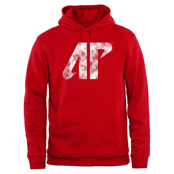 NCAA Austin Peay State Governors Big & Tall Classic Primary Pullover Hoodie - Red
