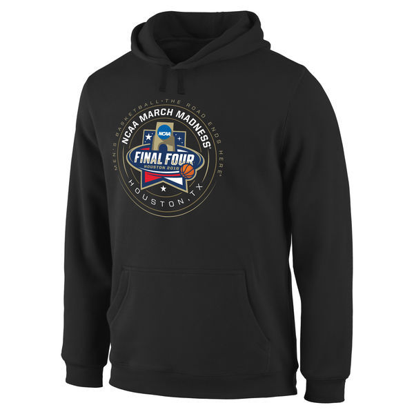 NCAA NCAA 2016 Final Four March Madness Takeoff Pullover Hoodie - Black