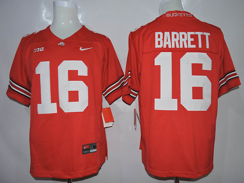 e0d8cece2d1 9a228 36aae; new style ncaa ohio state buckeyes 16 barrett red 2015 jerseys  c72bb e3ded