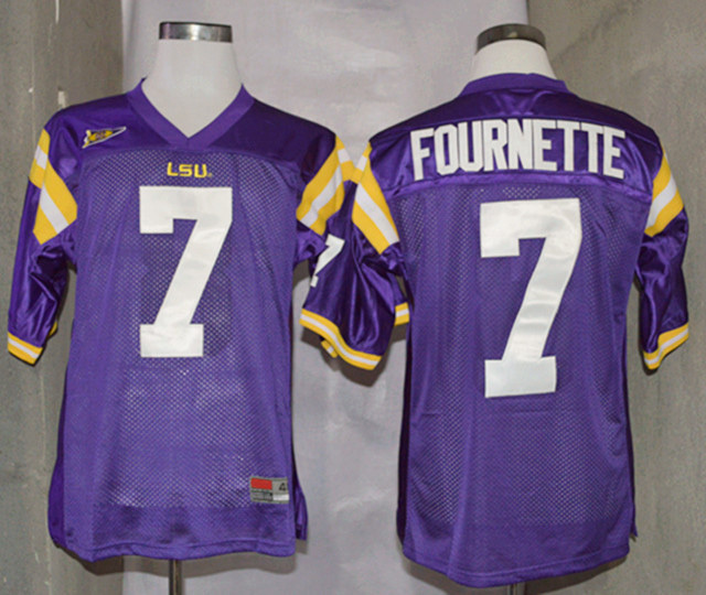 Nike LSU Tigers Leonard Fournette 7 College Football