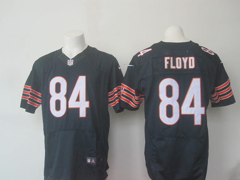 2016 Chicago Bears 84 Floyd blue Nike Elite Jerseys
