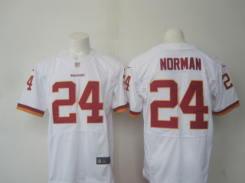 2016 Washington Redskins 24 Norman Nike Elite Jerseys