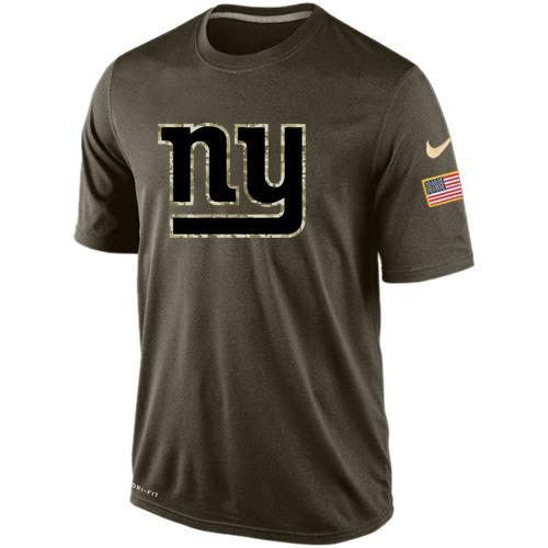 2016 Mens New York Giants Salute To Service Nike Dri-FIT T-Shirt