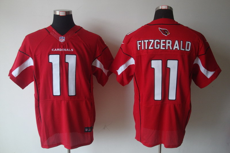 Arizona Cardinals 11 Fitzgerald Nike Elite Jerseys