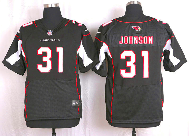 Arizona Cardinals 31 Johnson blue 2016 Nike Elite Jersey