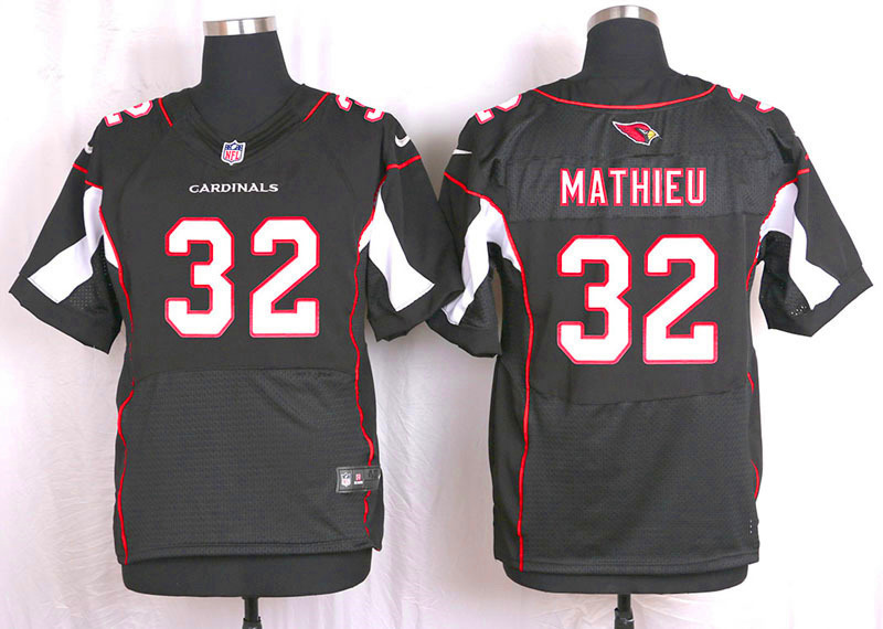 Arizona Cardinals 32 Mathieu blue 2016 Nike Elite Jersey