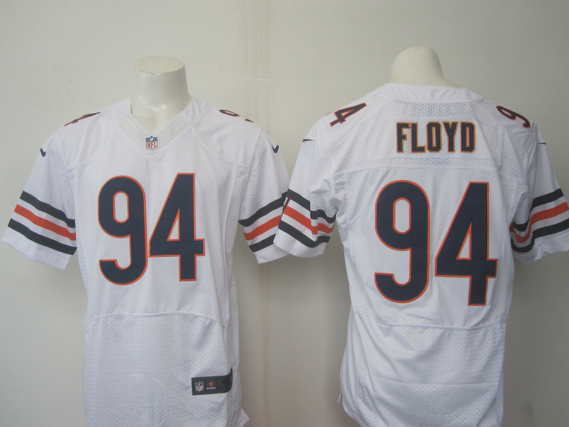 Chicago Bears 94 Floyd White 2016 Nike Elite Jerseys