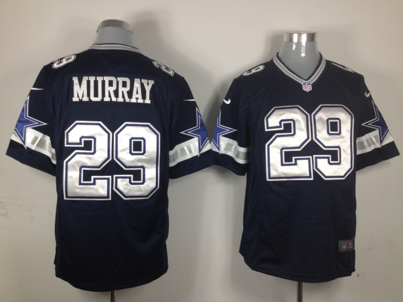 Dallas Cowboys 29 DeMarco Murray Blue nike Game Jerseys