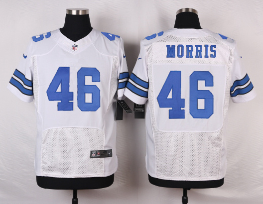 Dallas Cowboys 46 Morris White 2016 Nike Elite Jerseys