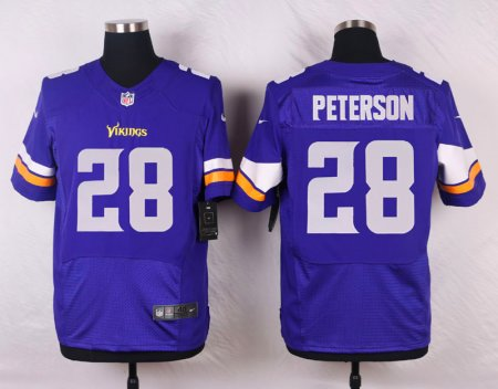 Minnesota Vikings 28 Peterson Purple 2015 Nike Elite Jersey