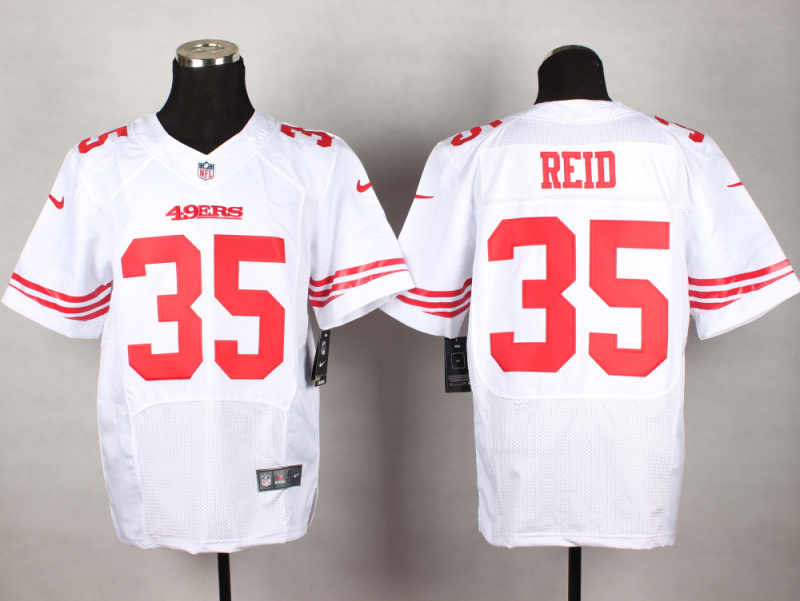 San Francisco 49ers 35 Reid White 2015 New Nike Elite Jerseys