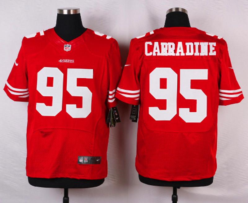 0ddcae55b ... black vapor untouchable limited jersey abd24 daf64; usa jersey nfl  customize san francisco 49ers 95 carradine red men nike elite jerseys 02eec  d74a1