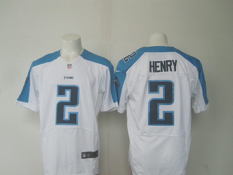 Tennessee Titans 2 Henry White 2016 Nike Elite Jerseys