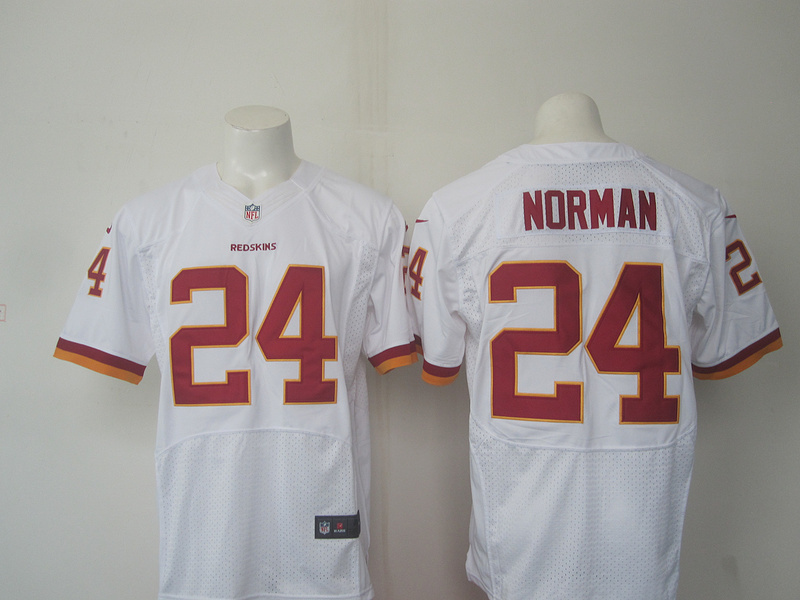 Washington Redskins 24 Norman White 2016 Nike Elite Jerseys