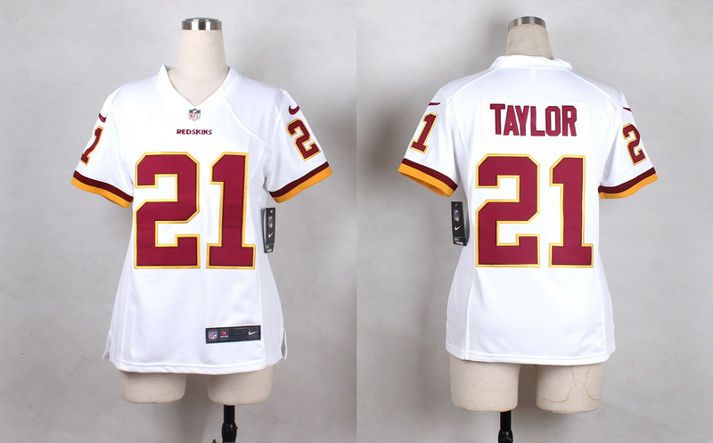 Youth Washington Redskins 21 Taylor White 2015 Nike Jerseys
