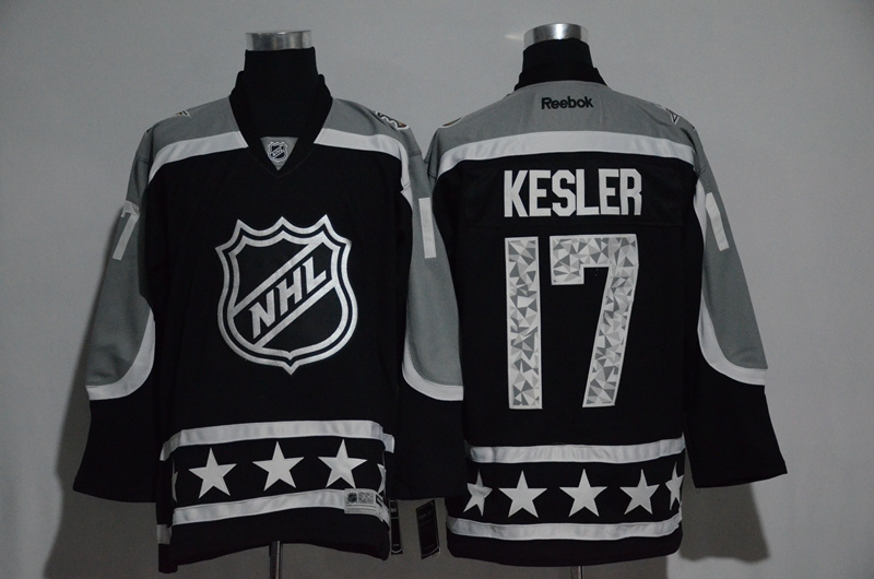 2017 NHL Anaheim Ducks 17 Kesler black All Star jerseys