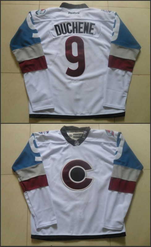 NHL Colorado Avalanche 9 Duchene 2015 Stadium Series