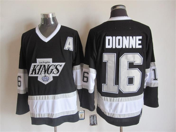 NHL Los Angeles Kings 16 Dionne Black 2015 Jerseys