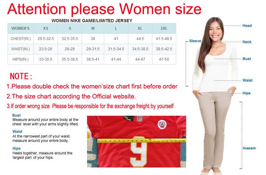 nike women size