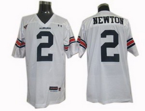 NCAA jerseys Under Armour South 2 Newton White