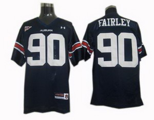 NCAA jerseys Under Armour South 90 Fairley Blue