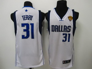 nba dallas mavericks 31 terry white 2011 Finals