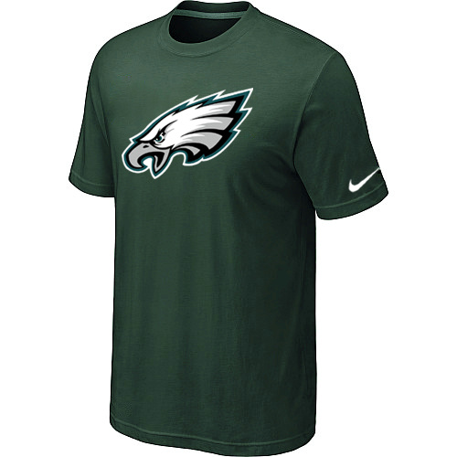 Philadelphia Eagles Sideline Legend Authentic Logo Dri-FIT T-Shirt D.Green