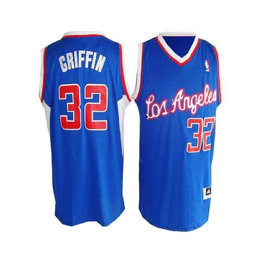 Los Angeles Clippers 32 Griffin Blue(Swingman)NBA Jersey