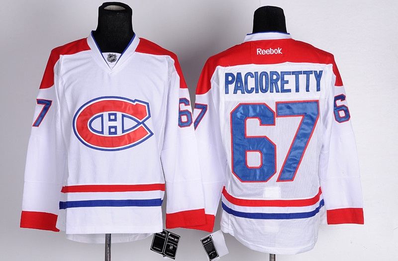 NHL Hockey Montreal Canadiens 67 Max Pacioretty