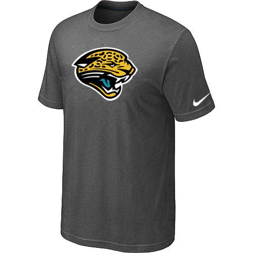 Jacksonville Jaguars Sideline Legend Authentic Logo Dri-FIT T-Shirt Dark grey