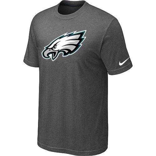 Philadelphia Eagles Sideline Legend Authentic Logo Dri-FIT T-Shirt Dark grey