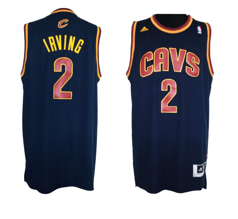 NBA Cleveland Cavaliers 2 Kyrie Irving New Revolution 30 Swingman Jersey