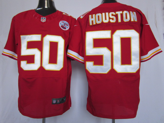 Kansas City Chiefs 50 Houston red Elite nike jerseys