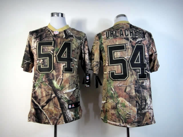 Chicago Bear 54 Brian Urlacher Elite nike camo jerseys