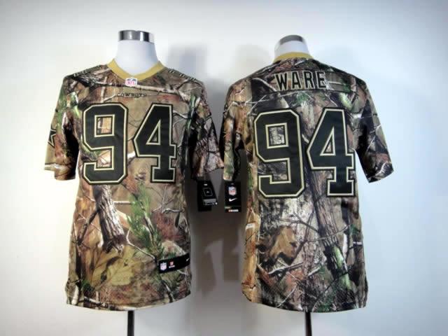 Dallas Cowboys 94 DeMarcus Ware Elite nike camo jerseys