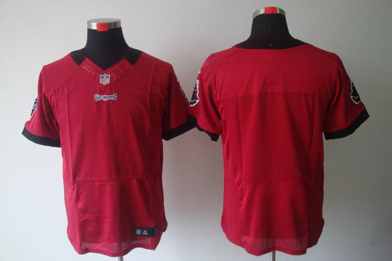 Tampa Bay Buccaneers Blank red Elite Nike Jerseys