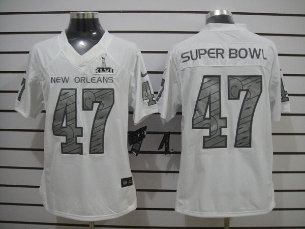 Nike New Oraleans 47Th Super Bowl Jerseys