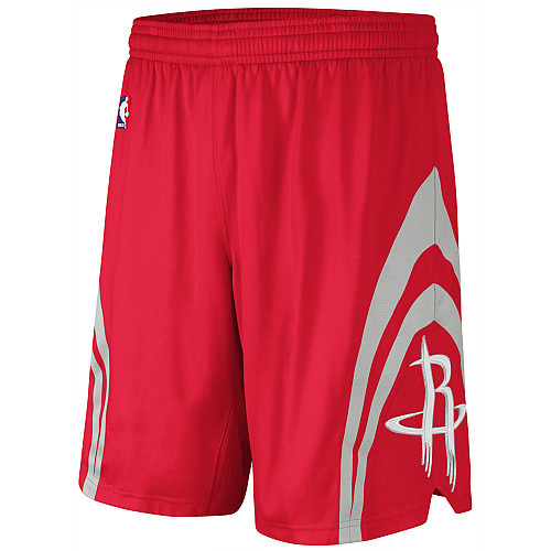 Houston Rockets red shorts