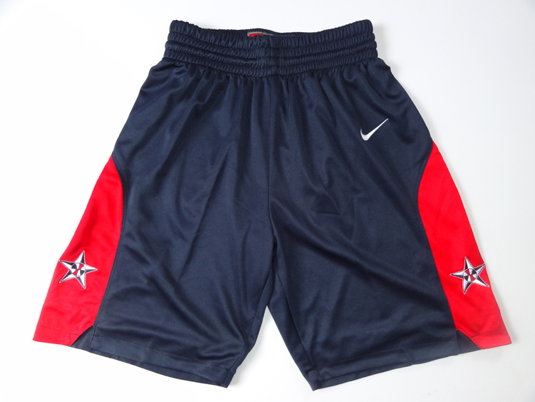 USA blue shorts