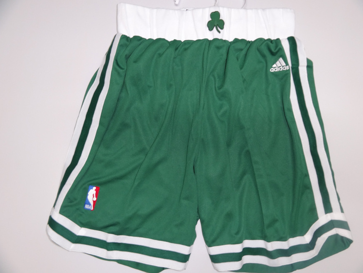 Boston Celtics shorts2