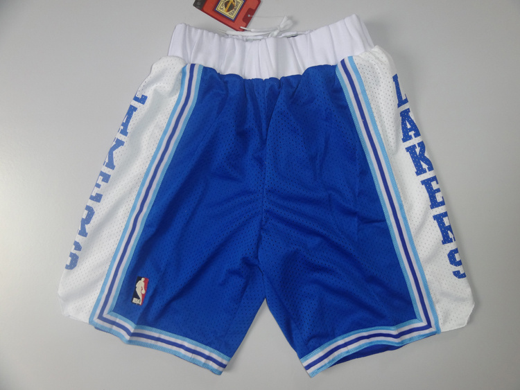 Los Angeles Lakers NBA Shorts