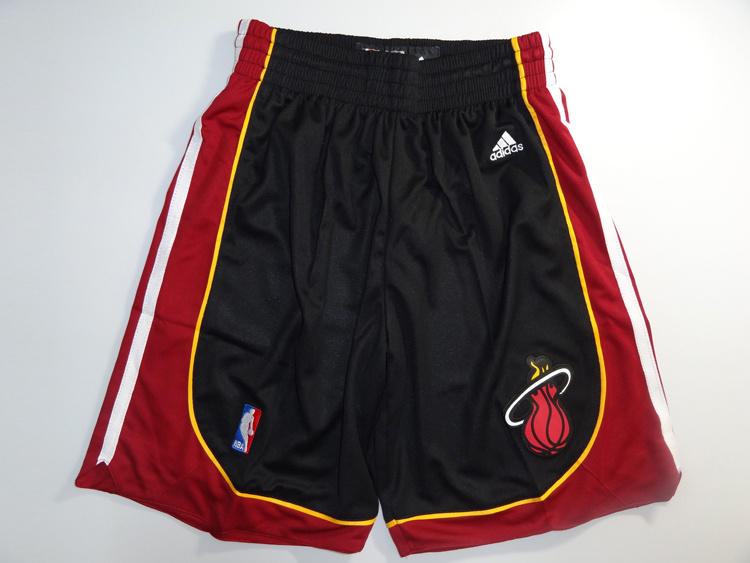 Miami Heat shorts 4